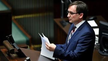 Sejm przyjął informację ws. Stachowiaka. Ziobro: użycie paralizatora nie przyczyniło się do śmierci