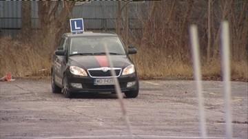 Łatwiejszy egzamin na prawo jazdy. MIB analizuje propozycje szkoleniowców