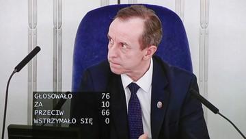 """Grodzki skomentował 104 poprawki Senatu do """"tarczy antykryzysowej"""""""