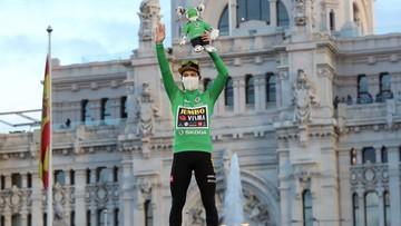 Ranking UCI: Roglic ponownie najlepszym kolarzem sezonu!