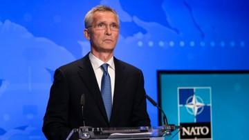 """Sekretarz Generalny NATO """"wyraził uznanie"""" dla Polski za działania w Afganistanie"""
