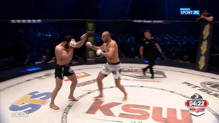 Tomasz Narkun - Mamed Khalidov. Skrót walki