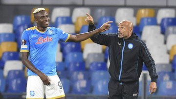 Serie A: AS Roma - SSC Napoli. Relacja na żywo