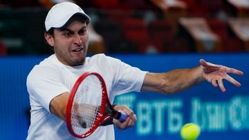 ATP w Moskwie: Dwaj Rosjanie w półfinale