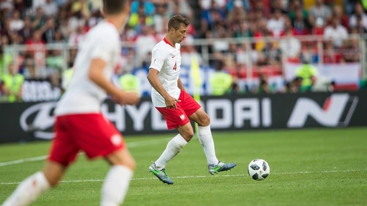 MŚ 2018: Cionek przeszedł do historii reprezentacji Polski
