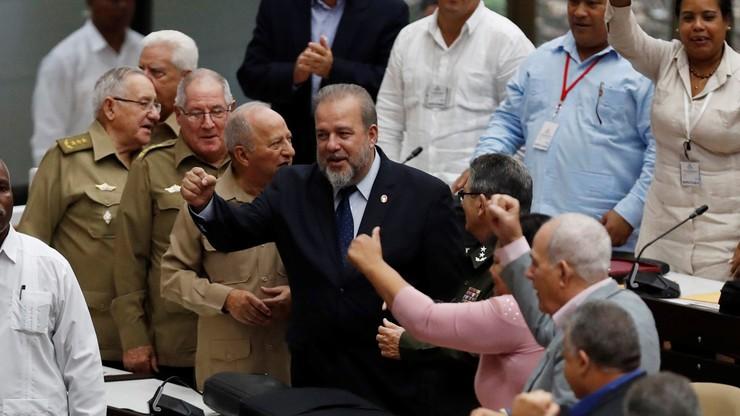 Wielka zmiana na Kubie. Marrero objął funkcję, którą pełnił Castro