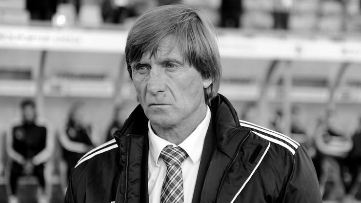 Były trener Piasta Gliwice nie żyje