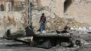 """Bitwa o Mosul - """"najgorsze dopiero nadejdzie"""""""