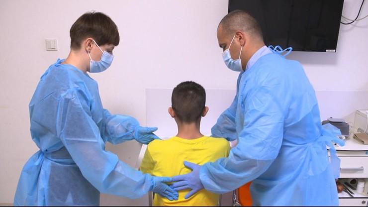 Liczba małych pacjentów z przewlekłymi chorobami układu oddechowego rośnie