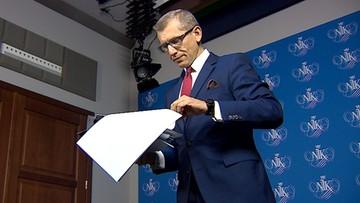 Krzysztof Kwiatkowski zrezygnował z szefowania NIK. Wystartuje w wyborach