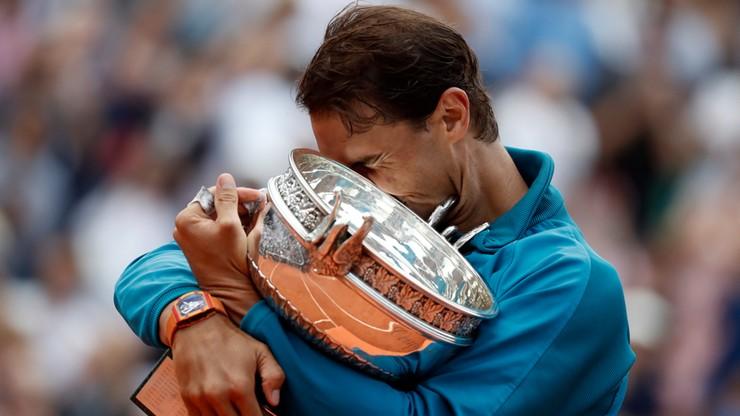 Nadal po finale: Kiedy lewa ręka zaczęła mi drętwieć, bardzo się przestraszyłem