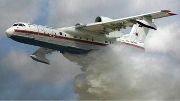 Rosyjski samolot gaśniczy rozbity w Turcji. Nikt nie przeżył katastrofy