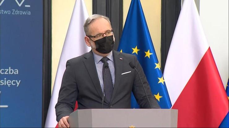 """Indyjska odmiana koronawirusa w Polsce. """"Co najmniej 16 przypadków"""""""