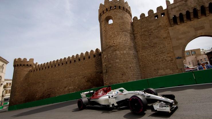 Formuła 1: Wyścig w Baku pozostaje w kalendarzu
