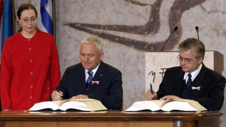 16 lat temu Polska wstąpiła do UE