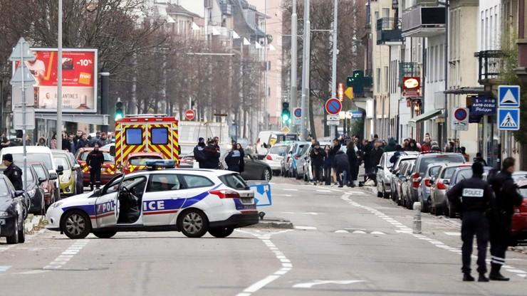 Duża operacja policyjna w Strasburgu. Trwają poszukiwania zamachowca