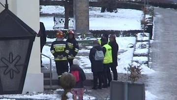 Pożar w kościele w Krotoszynie. Do winy przyznał się 13-latek