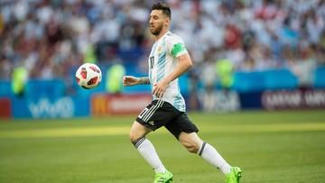 Messi kontynuuje wakacje, ale wrócił do Europy