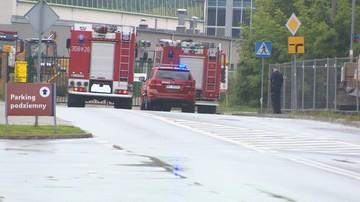 Saperzy wywieźli niewybuch znaleziony na budowie w Warszawie