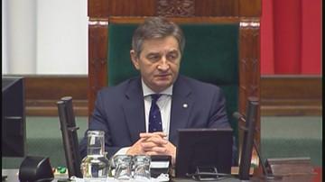 PO odpowiada na list Kuchcińskiego: kryzys spowodowany decyzjami marszałka