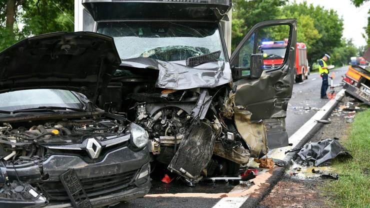 Na razie nie są znane przyczyny wypadku