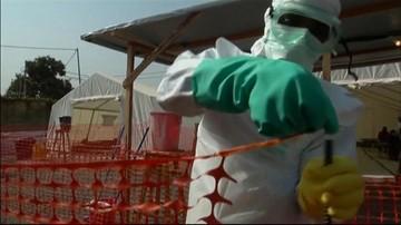Wirus ebola nie odpuszcza; kolejne zachorowania w Gwinei