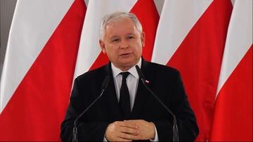 Prezes PiS: na anarchię w Polsce się nie zgodzimy