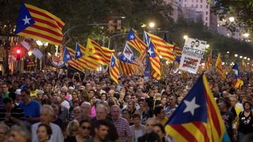 Premier Katalonii zapowiedział działania na rzecz ogłoszenia secesji