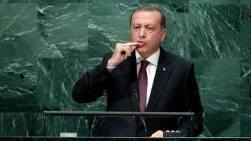 Erdogan: USA dostarczyły więcej broni kurdyjskim bojownikom