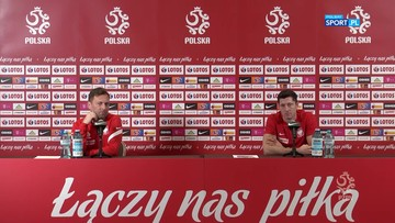 Robert Lewandowski: Grając w piłkę nożną trzeba pokazywać pewność siebie