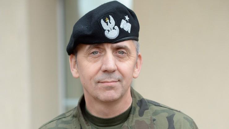 Gen. Wojciechowski zostanie dowódcą operacyjnym rodzajów sił zbrojnych