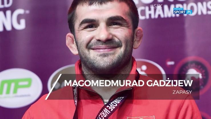 Wojownik z Dagestanu - prezentacja Murada Gadżijewa