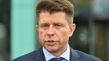 """Petru pisze do międzynarodowych instytucji i zaprasza do Polski. """"Pilne wezwanie do solidarności"""""""