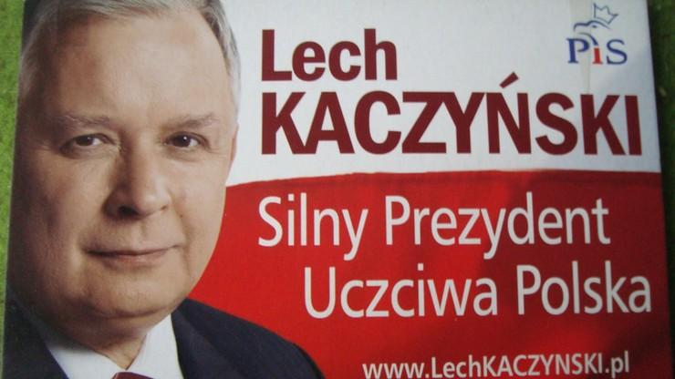 Hasło Rafała Trzaskowskiego plagiatem z kampanii Lecha Kaczyńskiego? Zarzuty wiceministra PiS