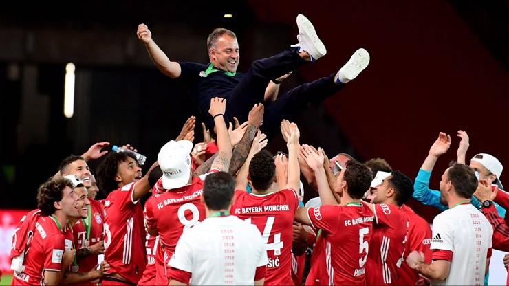 Hansi Flick może spać spokojnie. Piłkarze lojalni wobec Bayernu