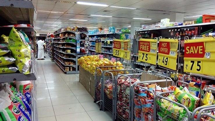 Inflacja powyżej 3 proc. Wysokie ceny usług i energii