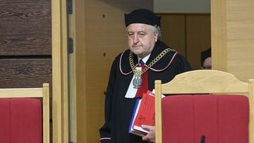 Rzepliński zaapelował do prezydenta, by zawetował lub zaskarżył ustawę o TK