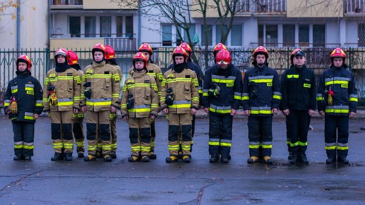 44 przypadki koronawirusa w Szkole Głównej Służby Pożarniczej