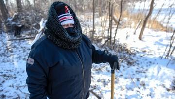 Ekstremalne mrozy w USA. Padają rekordy zimna