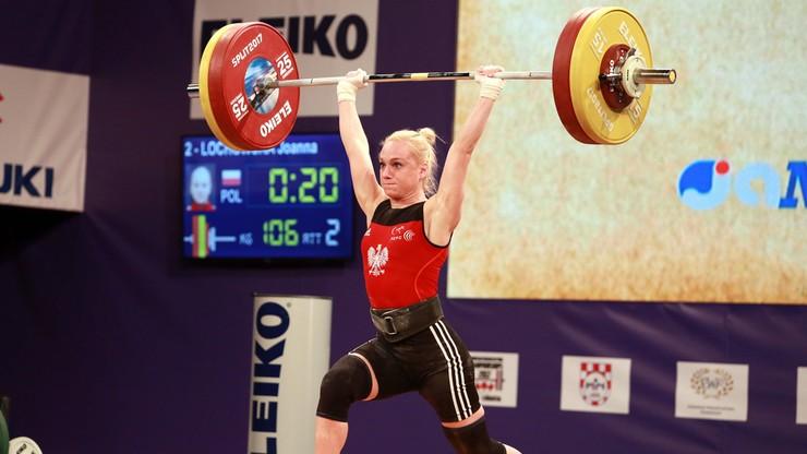 Łochowska obroniła tytuł mistrzyni Europy!