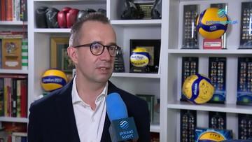 Piotr Pykel: Siatkówka jest bardzo ważna dla Polsatu