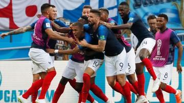 MŚ 2018: grad bramek w meczu Francja - Argentyna. Trójkolorowi meldują się w ćwierćfinale