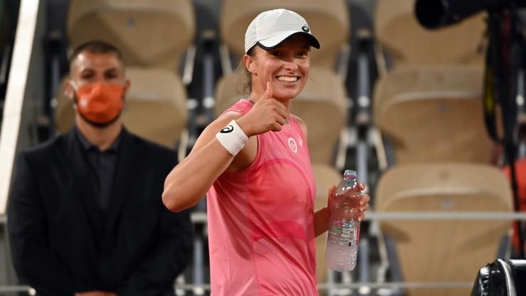 Roland Garros: Iga Świątek w ćwierćfinale! Polka wyeliminowała Martę Kostiuk
