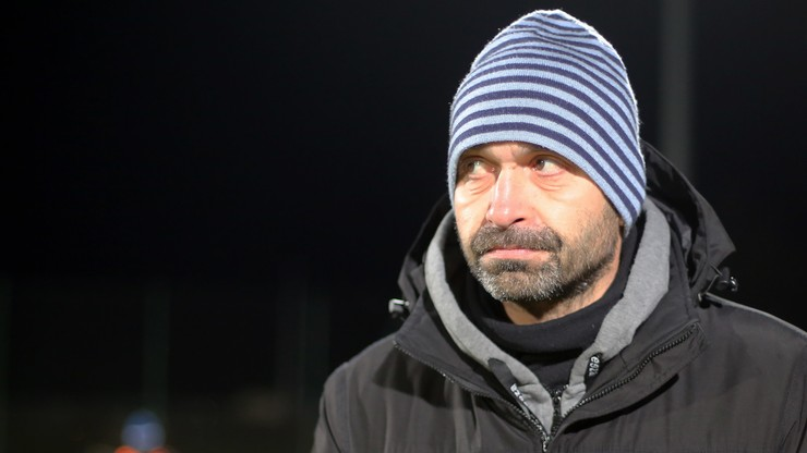 Fortuna 1 Liga: Trener Wigier Suwałki zwolniony!
