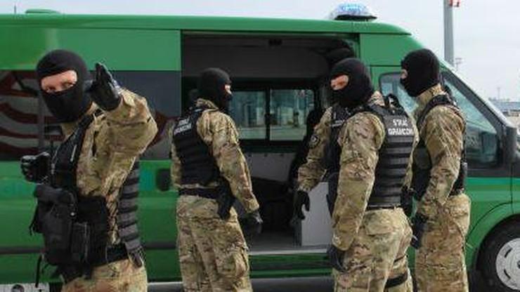 Niebezpieczny przestępca zatrzymany na polskiej granicy. Był poszukiwany czerwoną notą Interpolu