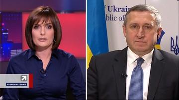 Ambasador Ukrainy w Polsce: Rosja zaatakowała nasze okręty w brutalny i otwarty sposób