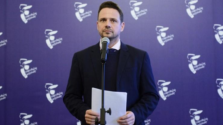 Giertych: Trzaskowski popełnił ogromny błąd, podpisując się pod deklaracją LGBT