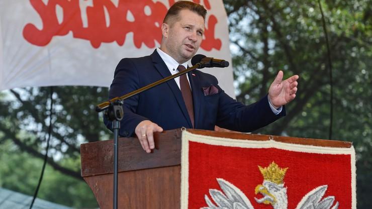 Ryszard Terlecki: w środę Sejm zajmie się wnioskiem o wotum nieufności wobec ministra Czarnka