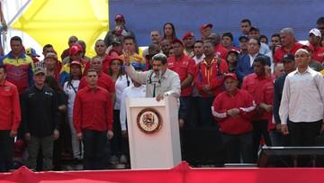Wenezuela: Maduro oskarża Chile, Kolumbię i USA o ataki cybernetyczne na energetykę