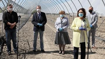 Kidawa-Błońska: chciałabym zobaczyć tarczę antykryzysową przygotowaną przez rząd dla rolników